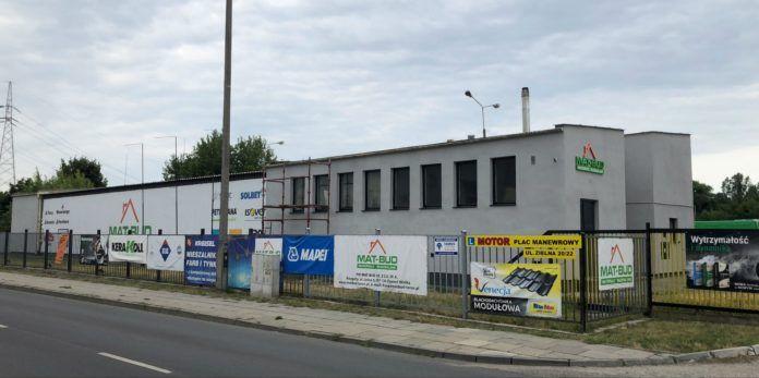 market budowlany Włocławek, hurtownie budowlane
