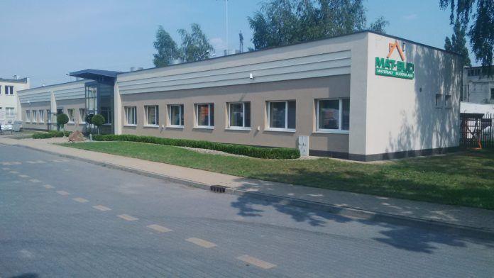 sklep materiałów budowlanych - Bydgoszcz